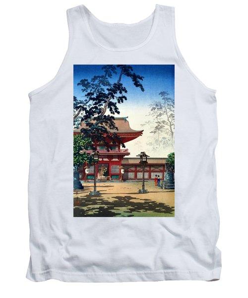Top Quality Art - Hakozaki Temple Tank Top