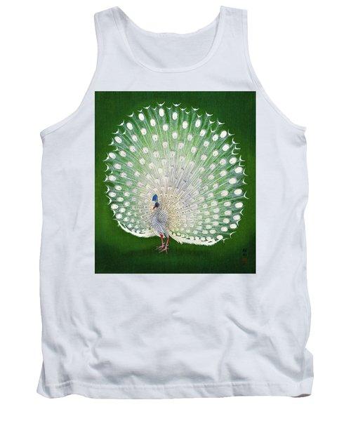 Top Quality Art - Peacock Tank Top