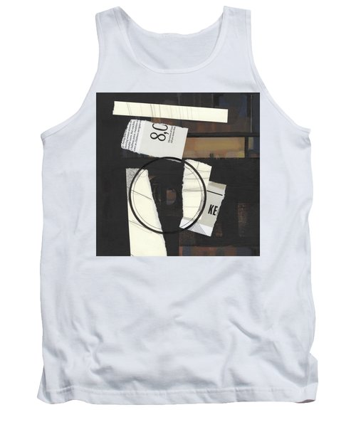 Torn Beauty No. 5 Tank Top