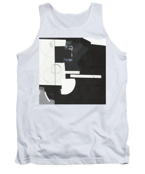 Torn Beauty No. 8 Tank Top