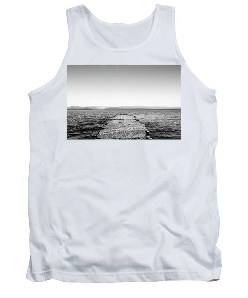 Towards The Nahuel Huapi Lake Tank Top