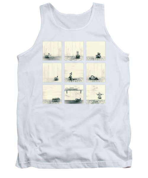 Toy Collection Tank Top