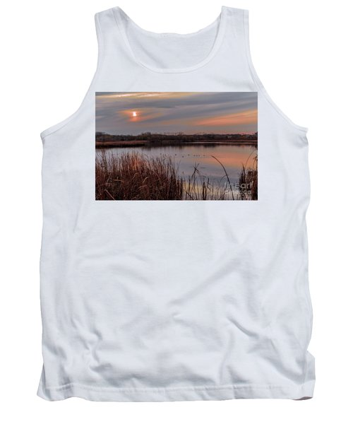 Tranquil Sunset Tank Top