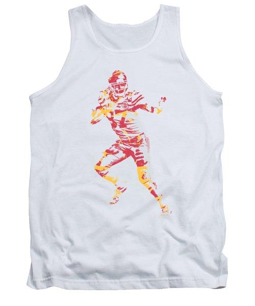 Travis Kelce Kansas City Chiefs Apparel T Shirt Pixel Art 2 Tank Top