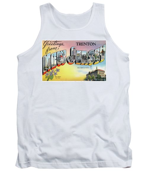 Trenton Greetings Tank Top