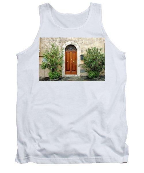 Tuscan Door Tank Top