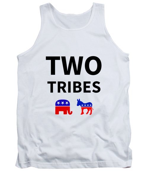 Two Tribes Tank Top