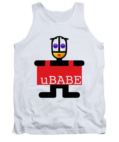 uBABE Style Tag  Tank Top