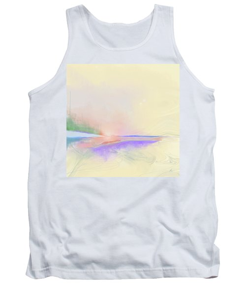 Unconventional Tank Top