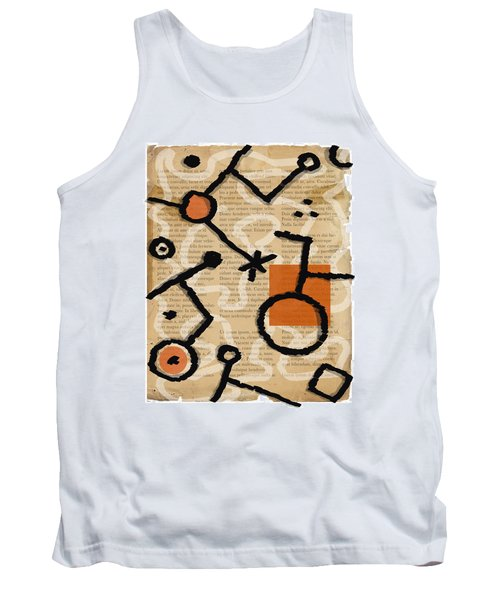 Unicycle Tank Top