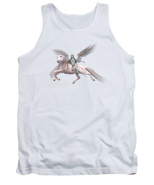 Valkyrie Angel Tank Top