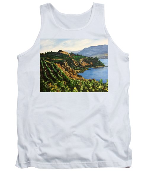 Valley Vineyard Tank Top