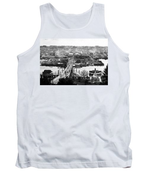 View East Over Olympia 1921 Tank Top