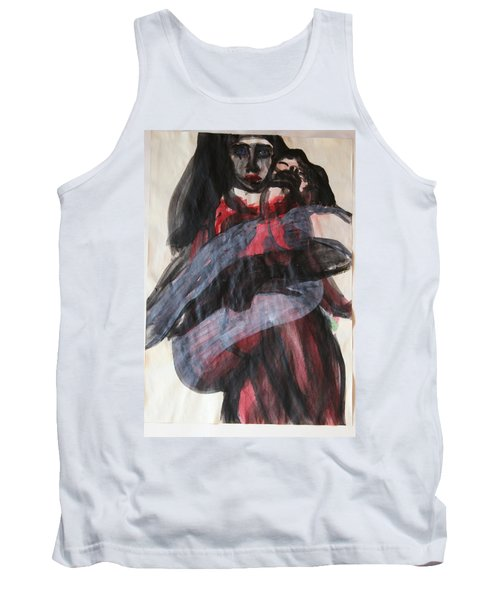 Waiting For The Cross Tank Top
