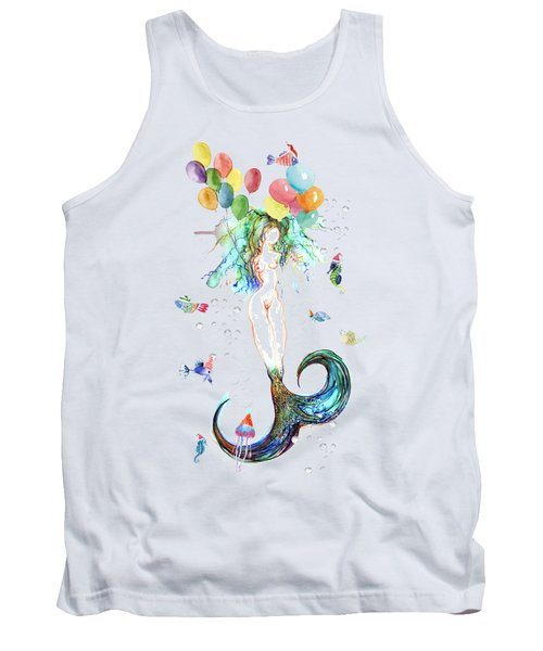 Waterlily Tank Top