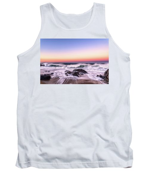 Wave Action Tank Top