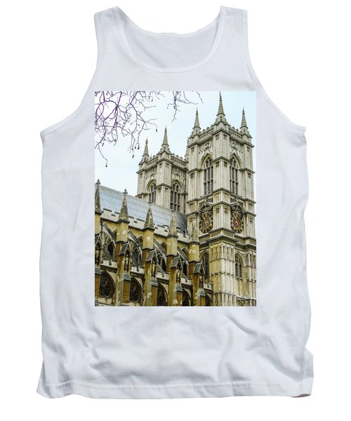 Westminster Abbey Tank Top