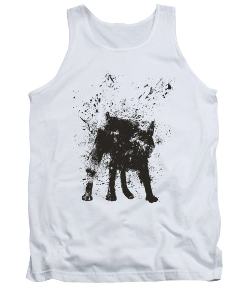 Wet Dog Tank Top