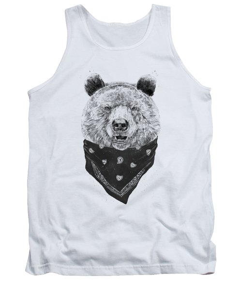 Wild Bear Tank Top