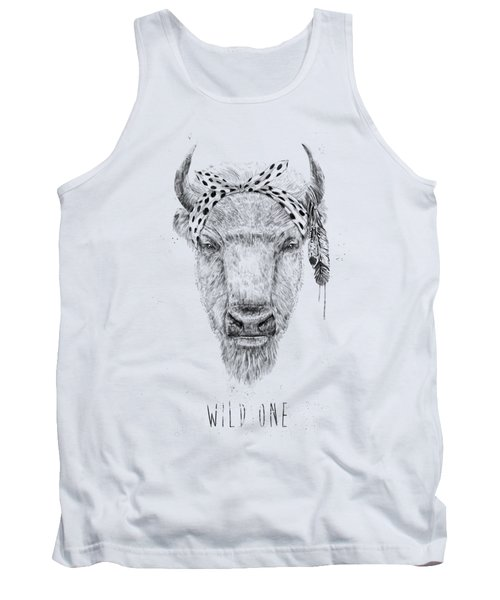 Wild One  Tank Top