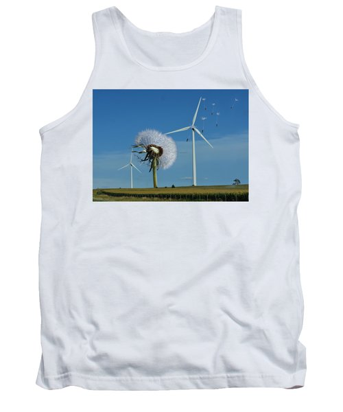 Wind Power Tank Top