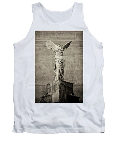 Winged Victory Of Samothrace - #12 Tank Top