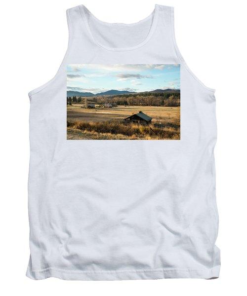 Winthrop Morning Pastures Tank Top