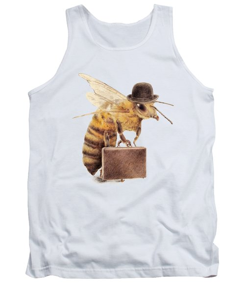 Worker Bee Tank Top