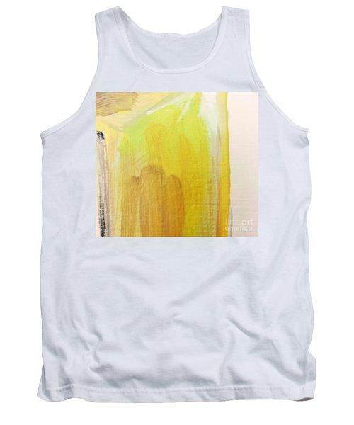 Yellow #3 Tank Top