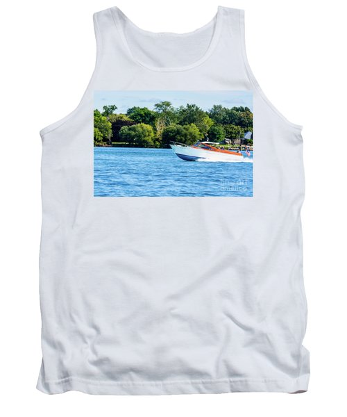Yes Its A Chris Craft Tank Top