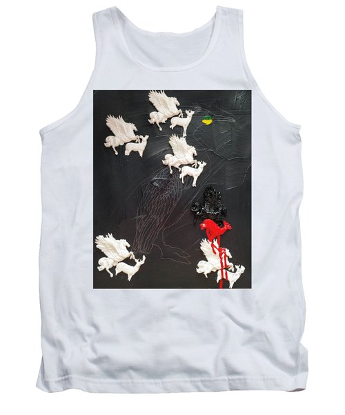You Can Spot A Stallion A Mile Away Tank Top