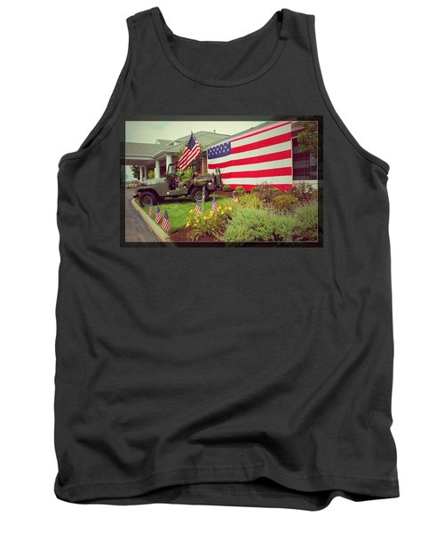 Some Gave All Tank Top