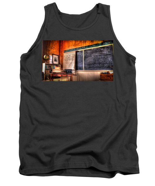 After School Tank Top by Ray Congrove