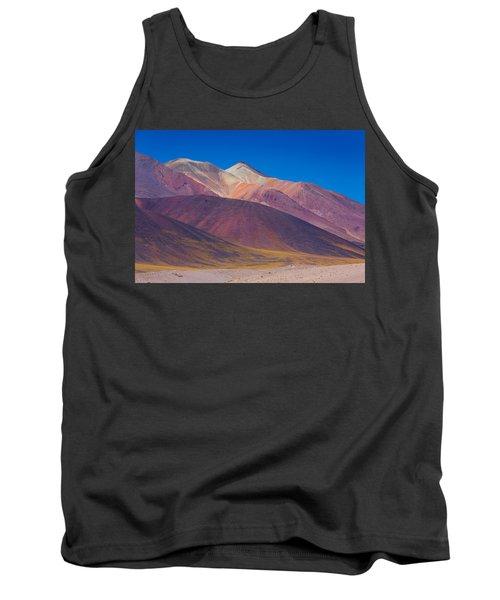 Painted Atacama Tank Top
