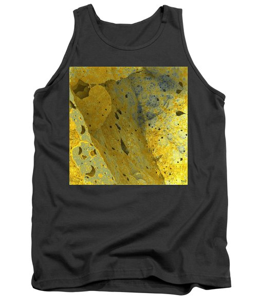 The Linear Dimension Tank Top