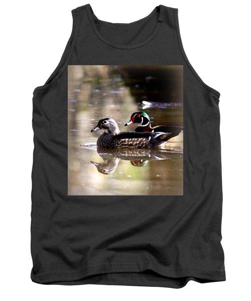 Wood Duck - 0593-013 Tank Top