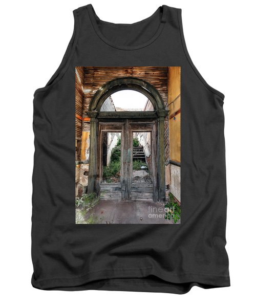 0707 Jerome Ghost Town Tank Top