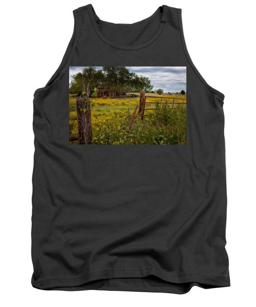 An Old Shed Tank Top
