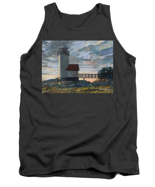 Annisquam Light Tank Top by Eileen Patten Oliver