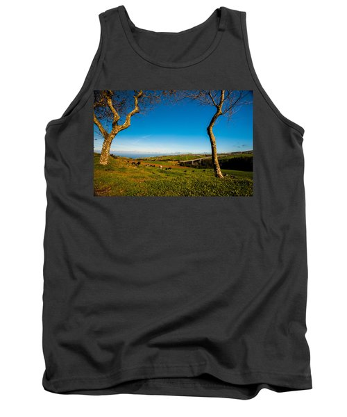 Between Two Trees Tank Top