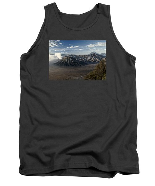 Bromo Mountain Tank Top by Miguel Winterpacht