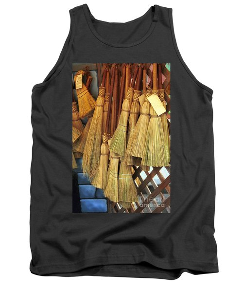 Brooms For Sale Tank Top