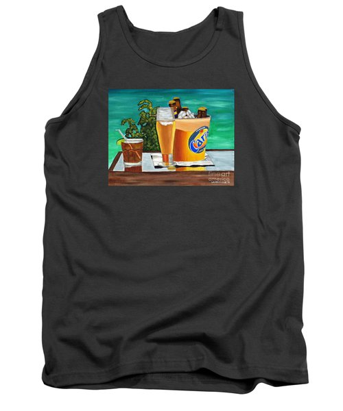 Caribbean Beer Tank Top