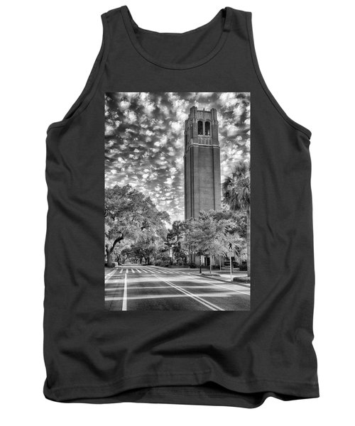 Tank Top featuring the photograph Century Tower  by Howard Salmon