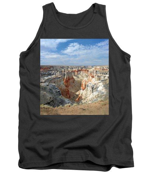 Coal Mine Mesa 14 Tank Top