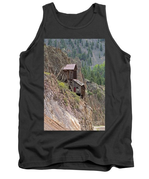 Commodore Mine On The Bachelor Historic Tour Tank Top