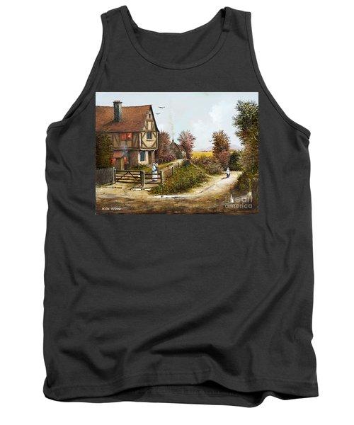 Cropthorne - Worcester Tank Top