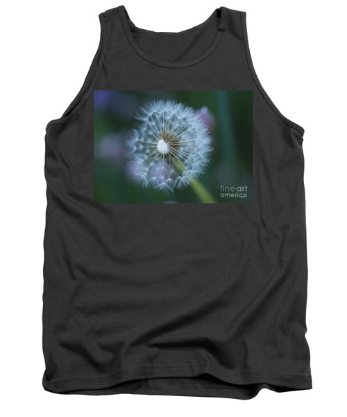 Tank Top featuring the photograph Dandelion by Alana Ranney