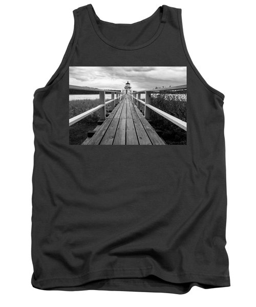 Doubling Point Light Tank Top