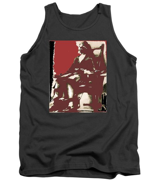 Film Homage Picture Snatcher Number 1 1933 Ruth Snyder Execution January 1928-2013 Tank Top